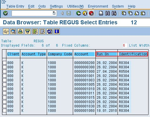 SAP Help Portal: Invoices not selected in F110