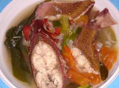 Dapur Nyonya Nasir: Ikan Kuah Asam
