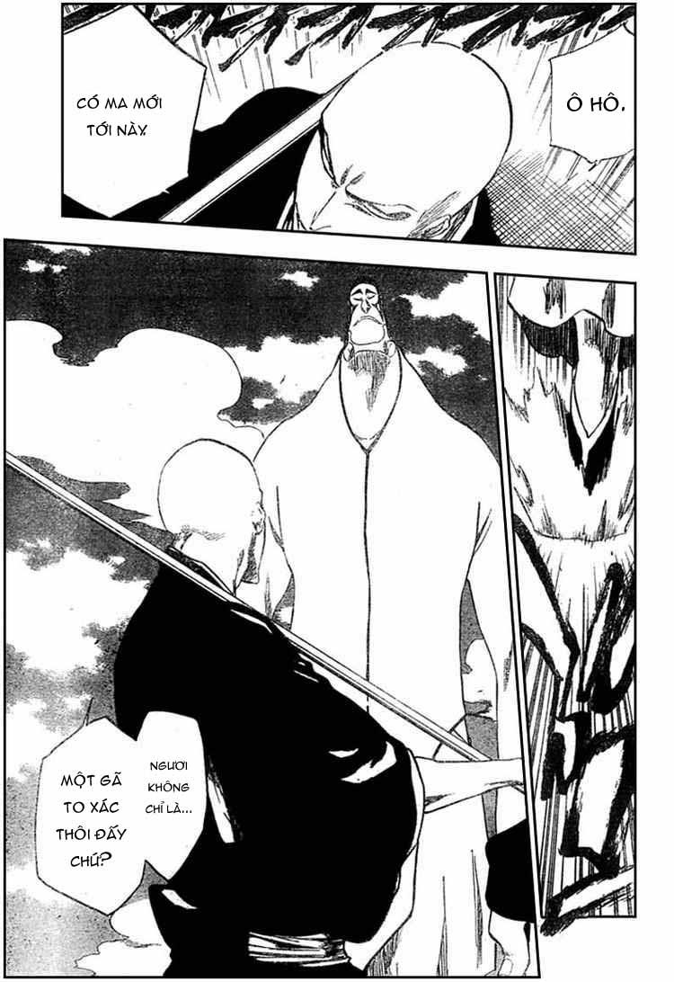 Bleach chapter 318 trang 9