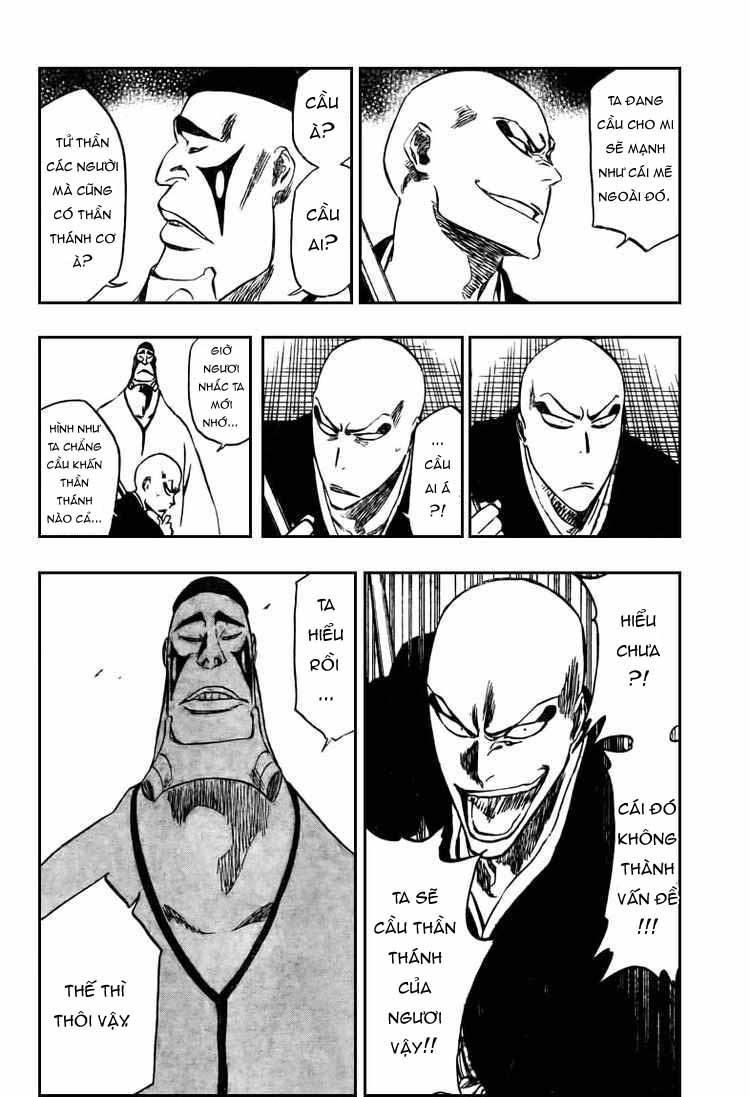 Bleach chapter 318 trang 10