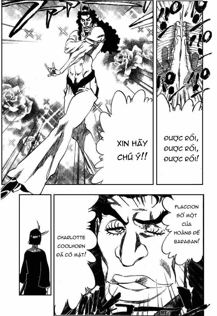 Bleach chapter 318 trang 13