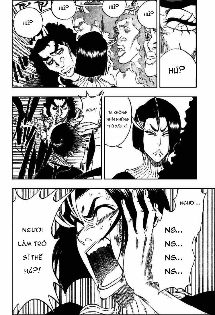 Bleach chapter 318 trang 14