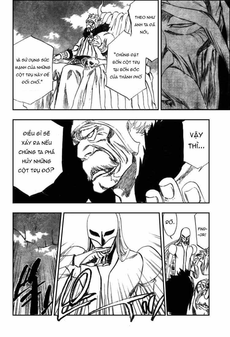 Bleach chapter 317 trang 13