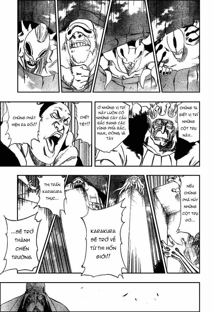 Bleach chapter 317 trang 14