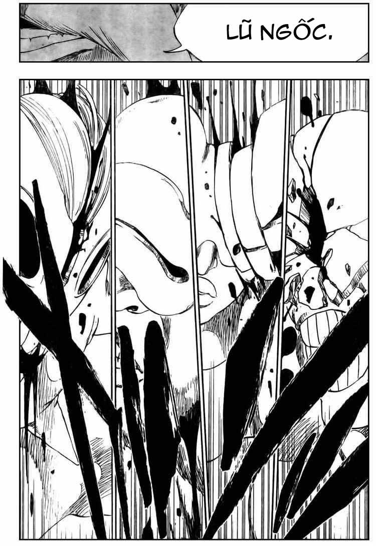 Bleach chapter 317 trang 15
