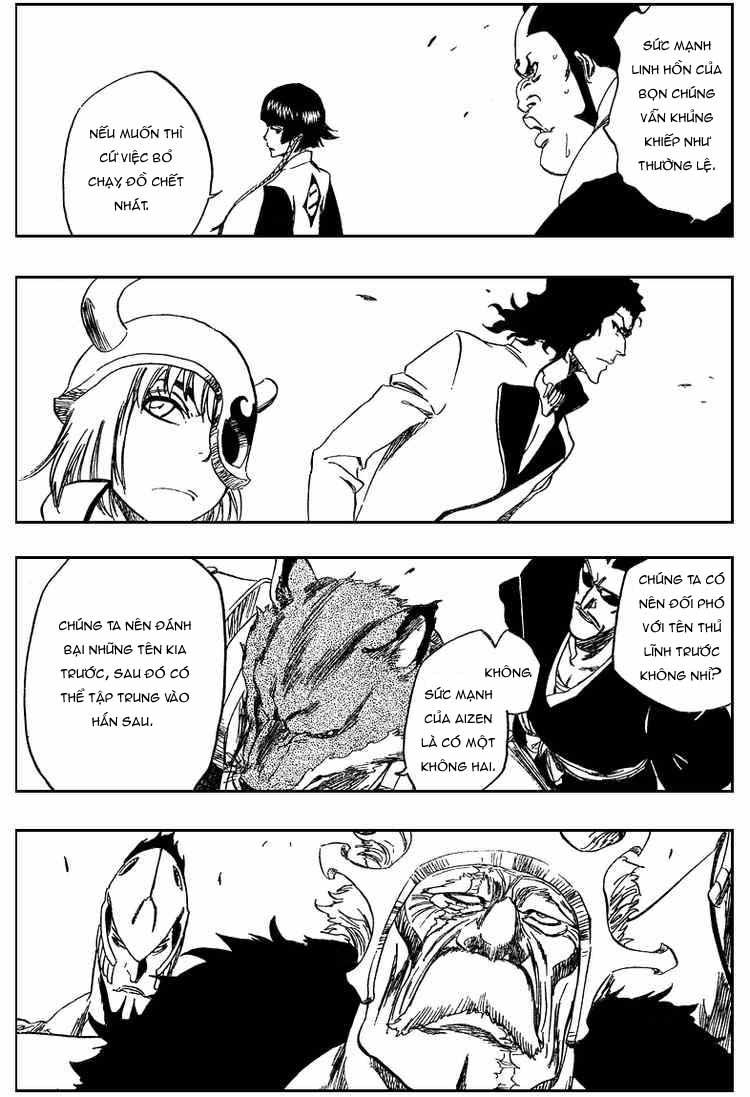 Bleach chapter 316 trang 6