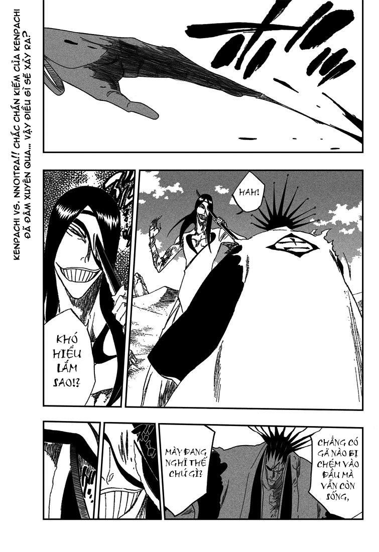 Bleach chapter 308 trang 3