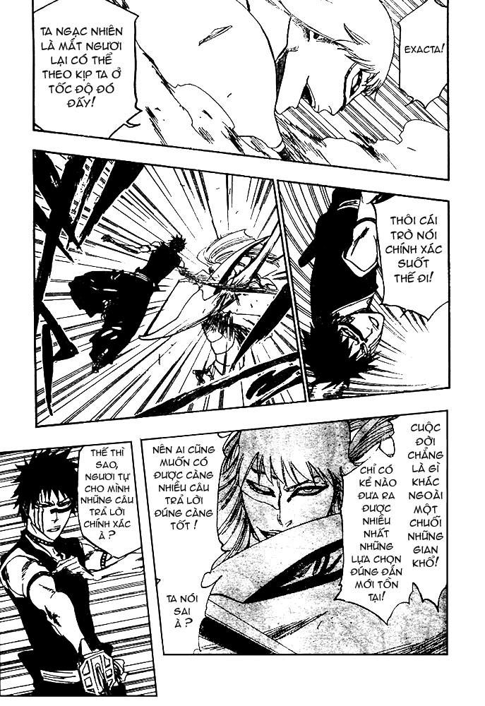 Bleach chapter 324 trang 11