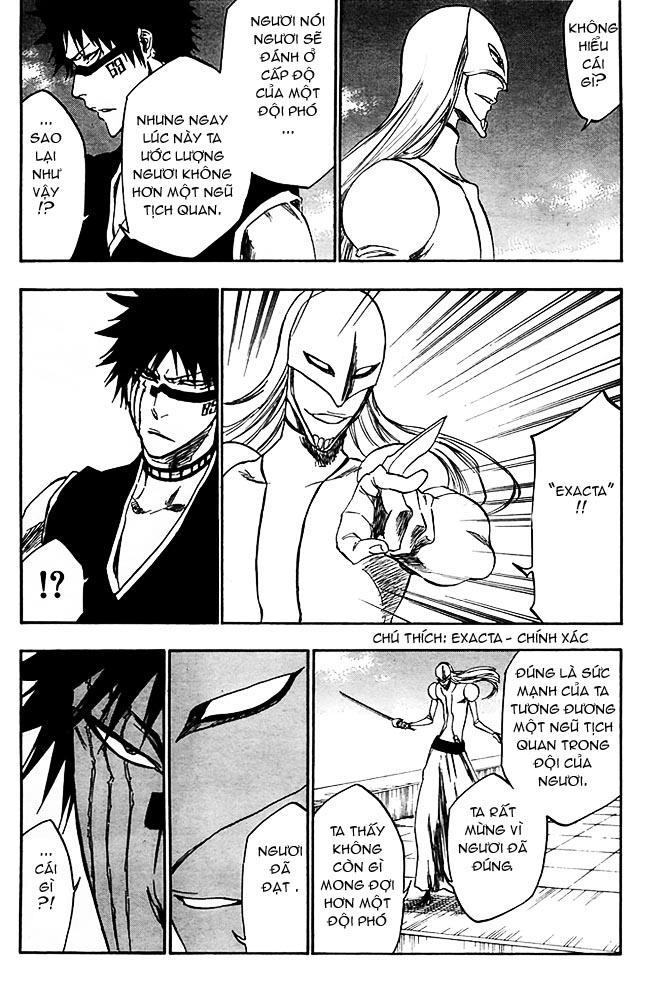 Bleach chapter 322 trang 10