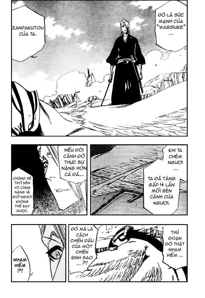 Bleach chapter 323 trang 18