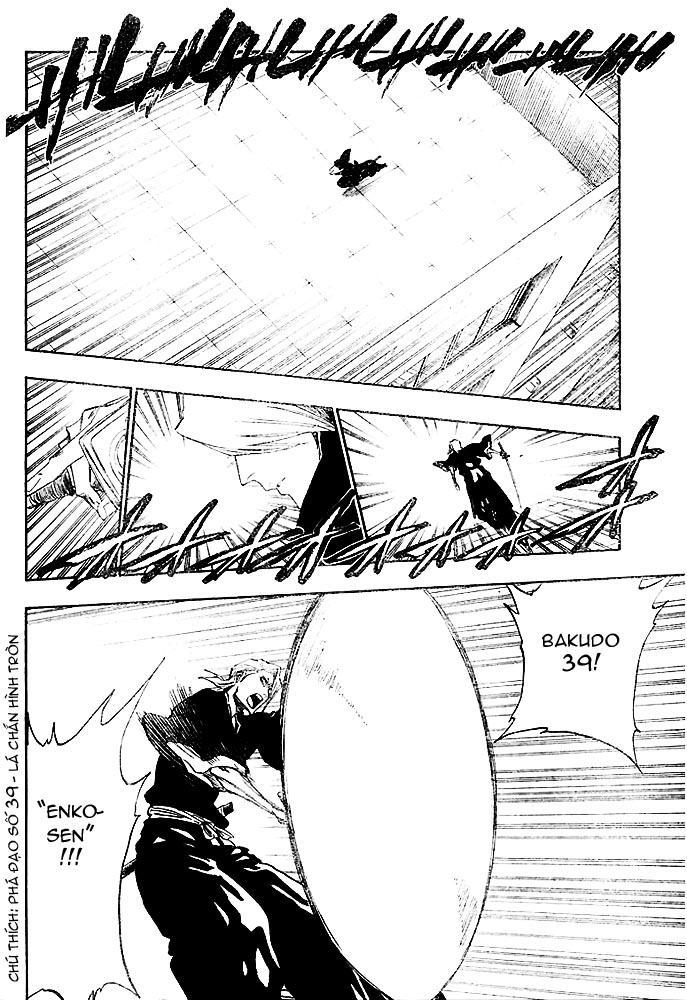 Bleach chapter 322 trang 16