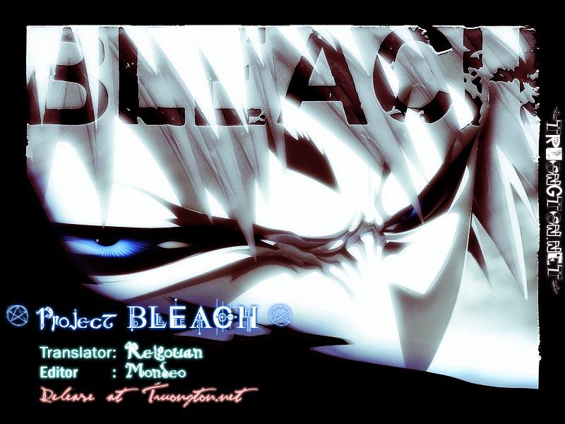 Bleach chapter 322 trang 21