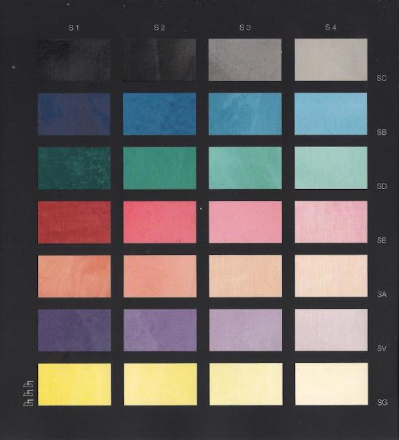 Pitture decorazioni cartelle colori for Oikos colori interni