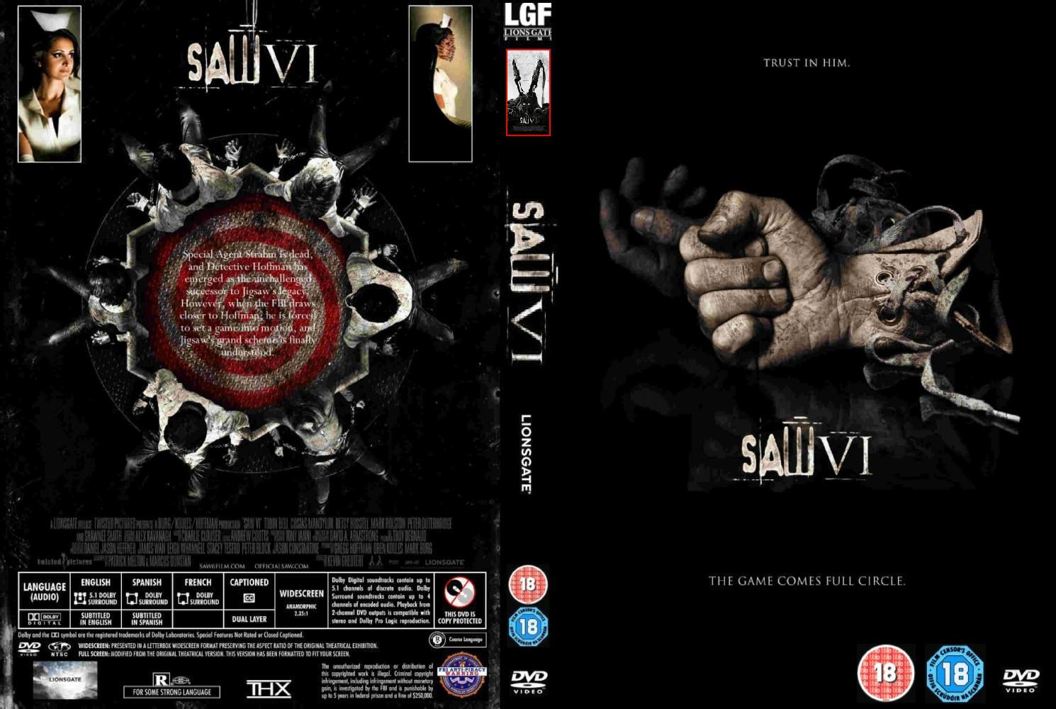 Saw 6 Movie – Wonderful Image Gallery