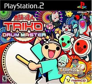 Taiko Drum Master PS2