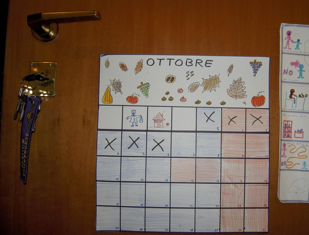 Calendario Bambini Scuola Infanzia.Mamma Claudia E Le Avventure Del Topastro Calendario Per