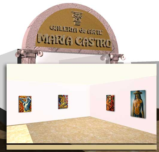 GALERIA VIRTUAL DE LA PINTORA BARBEYTO