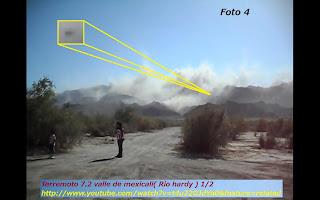 Resultado de imagen para ovnis terremoto
