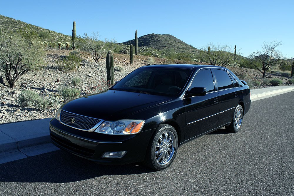 Az Street Addiction Sold 2000 Toyota Avalon Xls