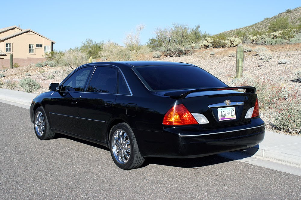 az street addiction sold 2000 toyota avalon xls az street addiction blogger