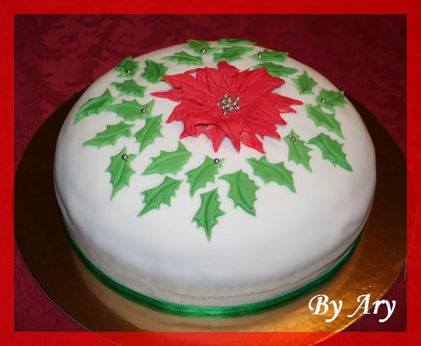 Torta Stella Di Natale.L Angolo Goloso Torta Stella Di Natale