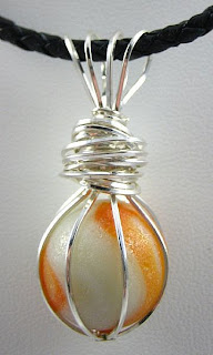 Image result for marble pendant diy wire wrapped
