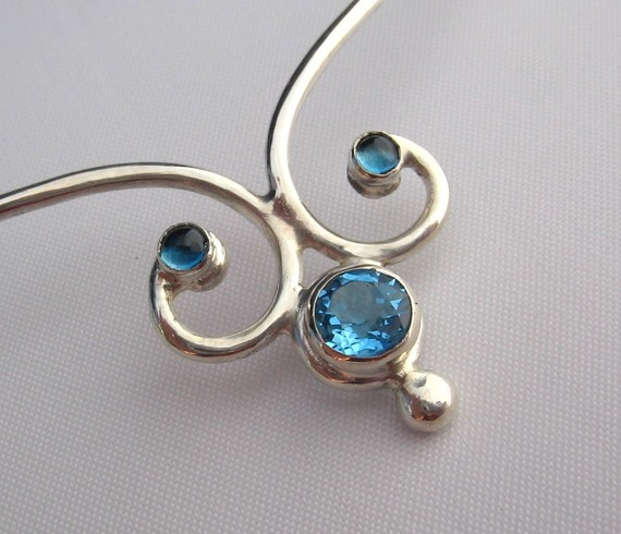 Scroll Work Designer Jewelry The Beading Gems Journal