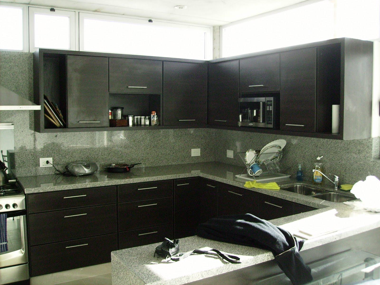 Muebles del bajo mueble de cocina en roble dakar - Cocina roble ...