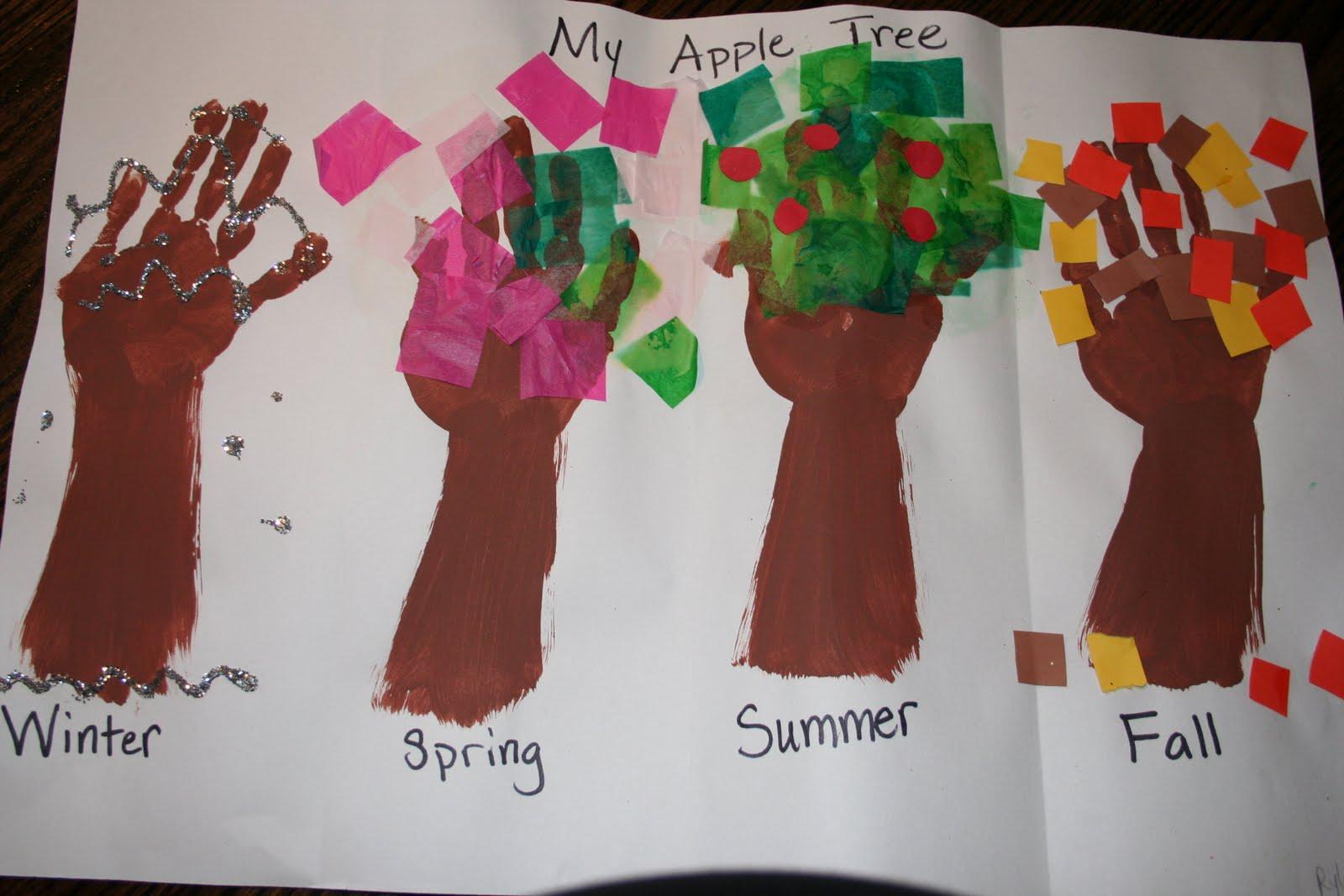 Meadowlarkschool Season Trees