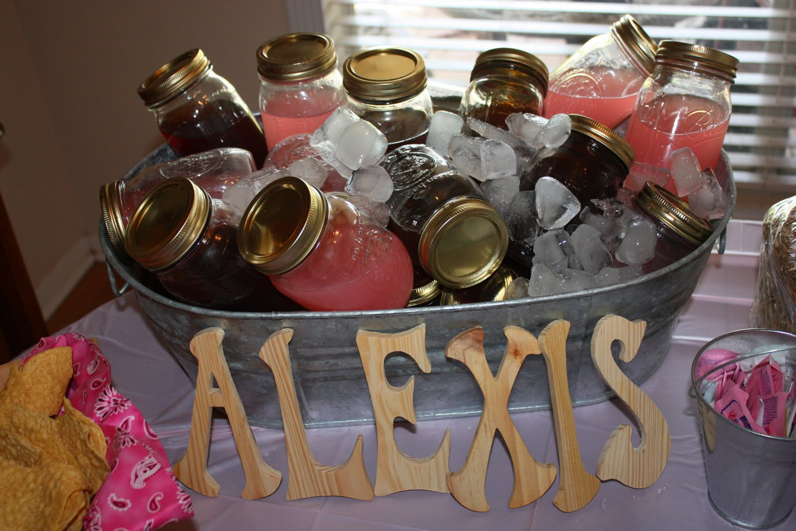Christy: Cowgirl Baby Shower