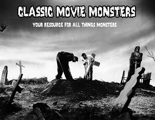 Classic Movie Monsters