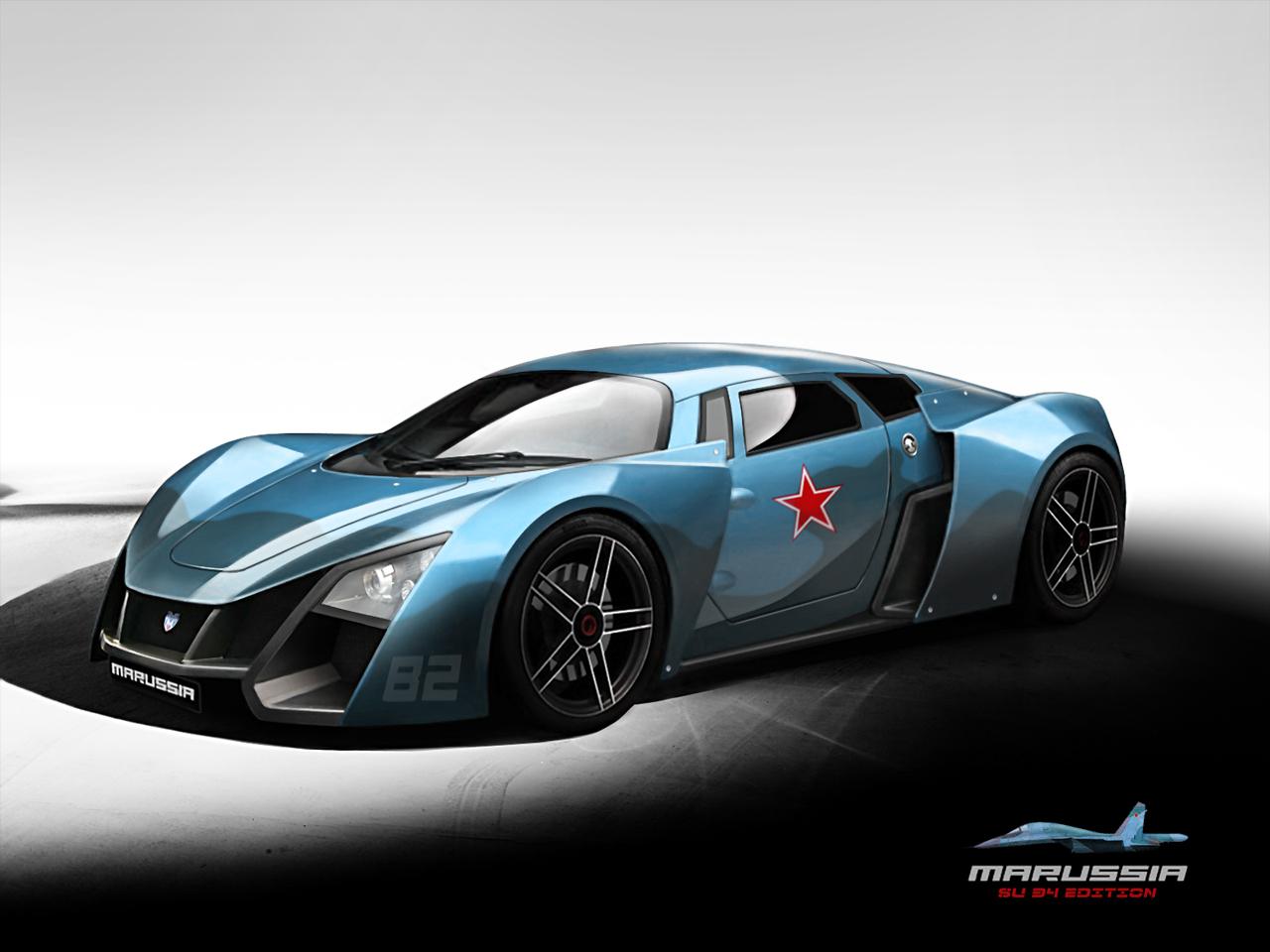 cars master zone: Favorite car: Marussia B2