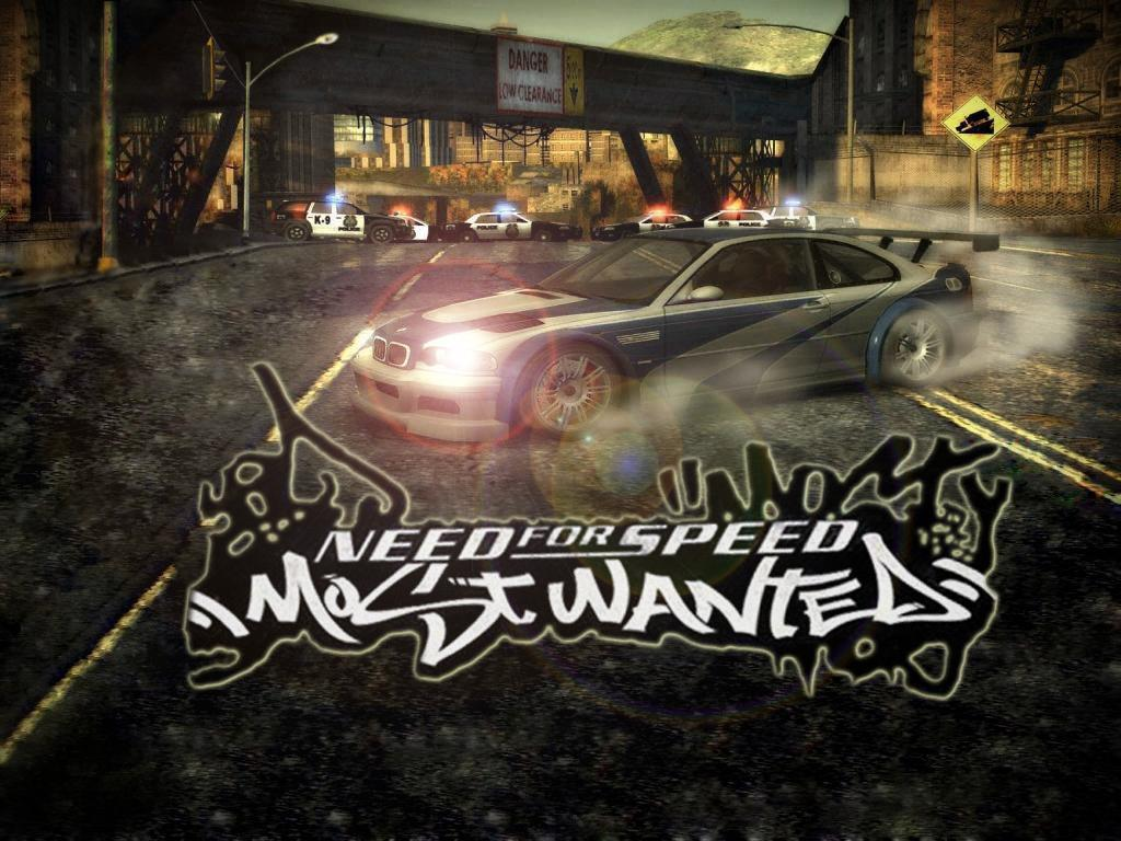 Buzz Your Game Need For Speed Mostwanted Black Edition