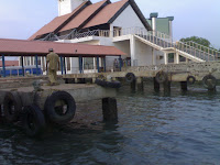 Cochin Main Boat Jetty (Ferry station) building