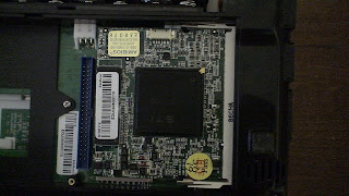 Netbook Mobo on Card