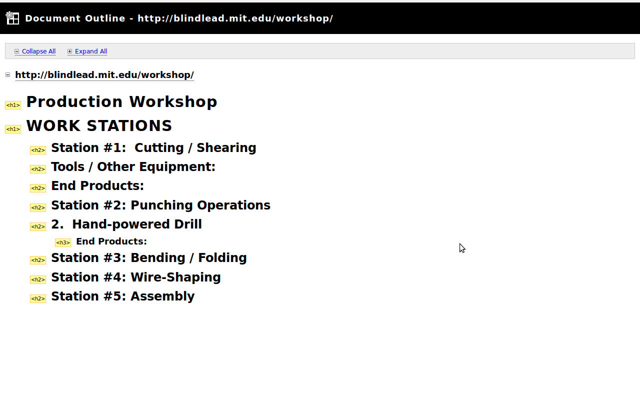 Playing With Sid: BlindLead.org HTML5 Accessible Wordpress