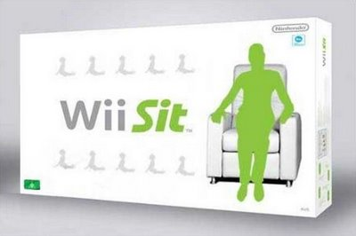 Funny Wii Sit Picture Game