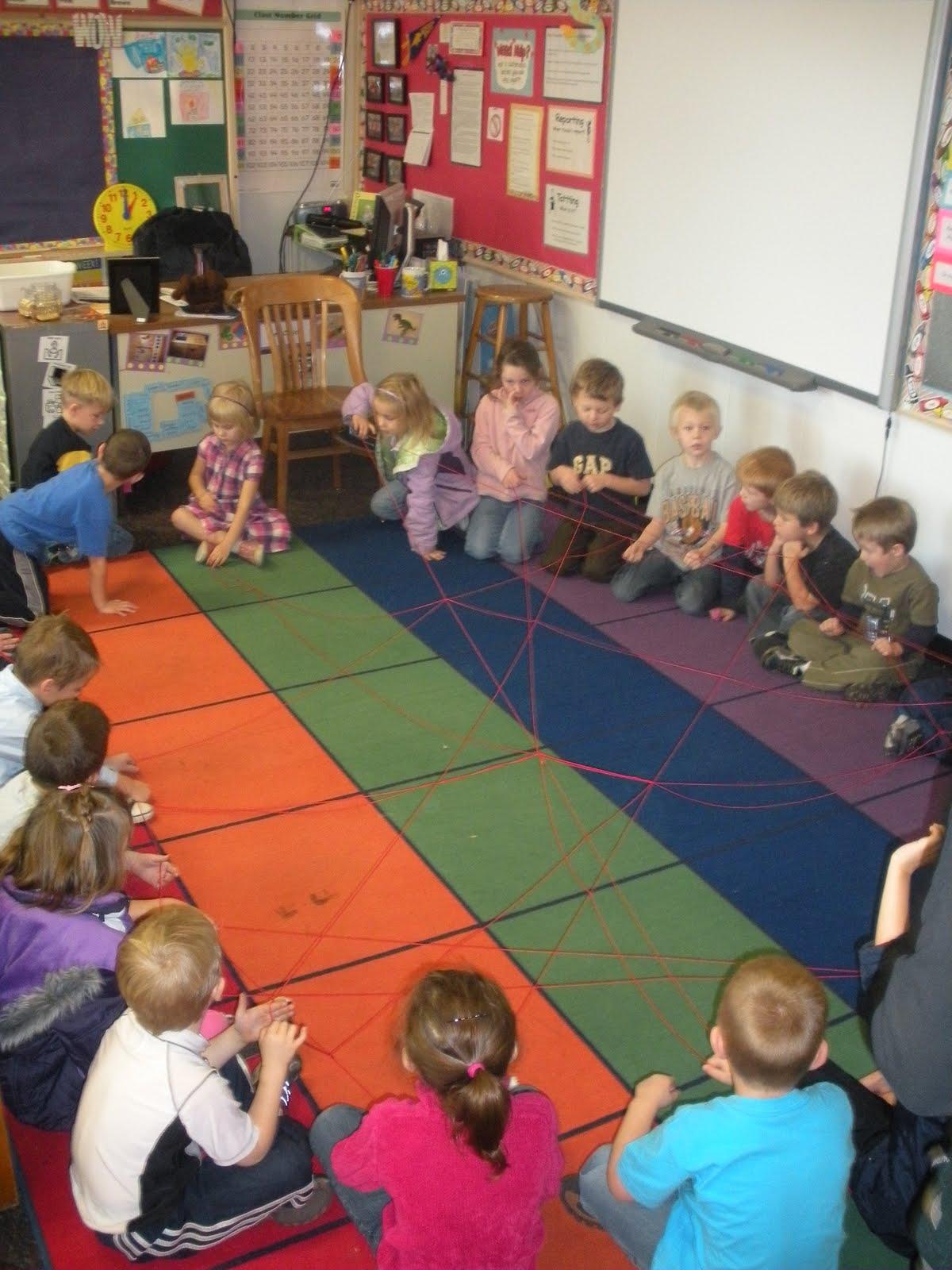Mrs Wyant S Kindergarten Class