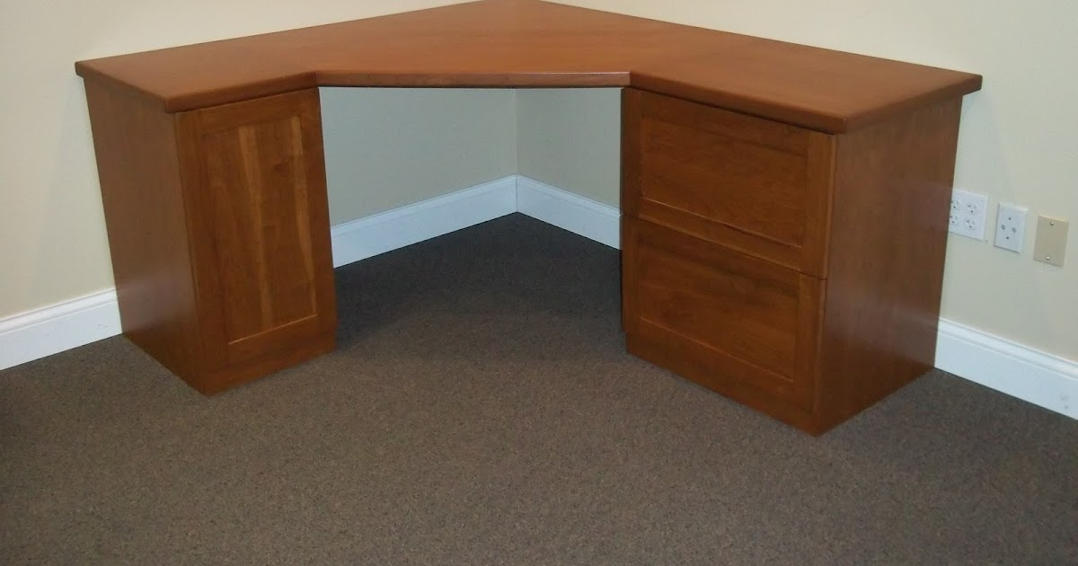 Asheville Custom Closets By Amanda Clearance Cherry Desk
