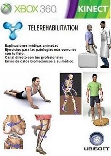 Las Tic Y La Discapacidad Kinect De Xbox Rehabilitacion Sin Ir Al