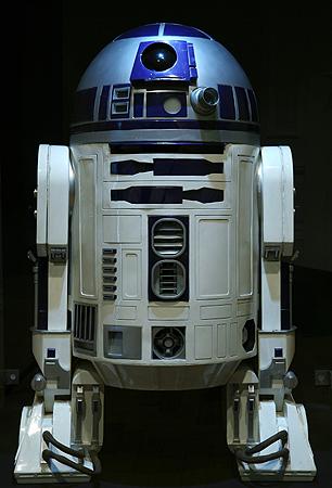 R2d2 Robot R2d2 Star Wars