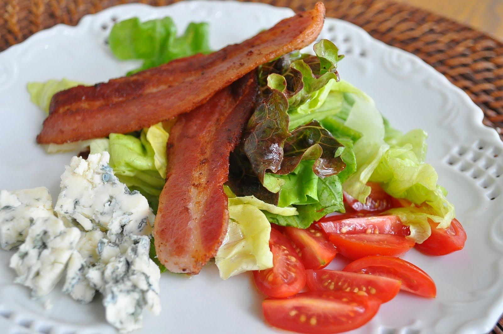 Freeing My Martha: BLT Salad