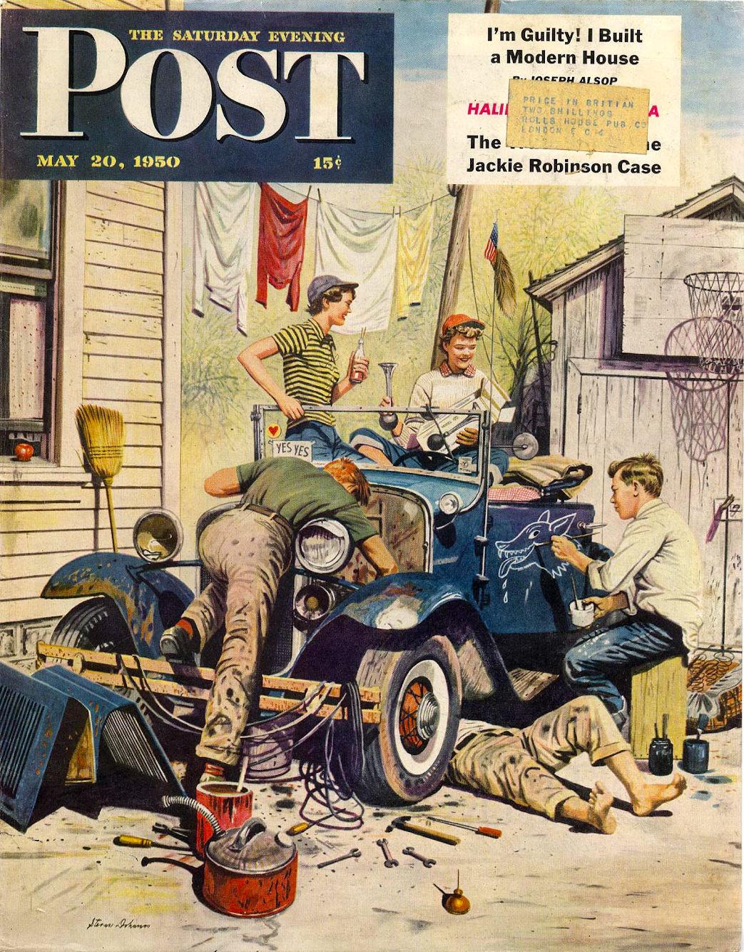 Vintage Magazine Art 15