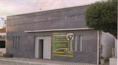 Espaço Notícias com Gilmar Dantas: Prédio da Prefeitura é totalmente reformado