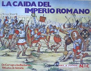 AUGE Y CAIDA DEL IMPERIO ROMANO EBOOK