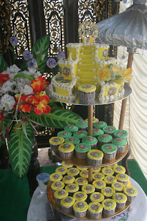 Dapur Bunda Daffa Sausan Cup Cake Dan Cake Ultah Pernikahan