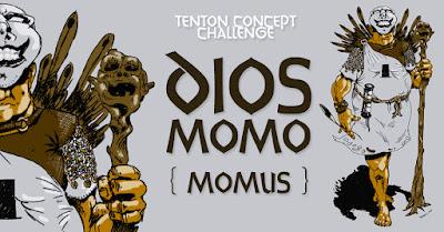 Resultado de imagen de MOMUS-MOMO