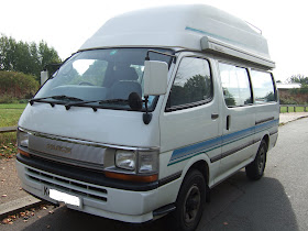 Toyota Camper Van For Sale 1993 Toyota Hiace Camper Van For Sale