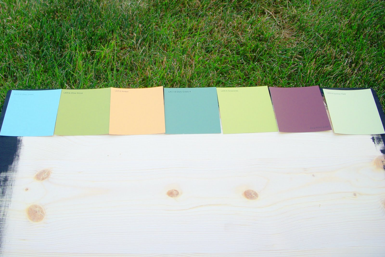 Hope Studios Paint Chip Mosaic Tutorial Tuesday