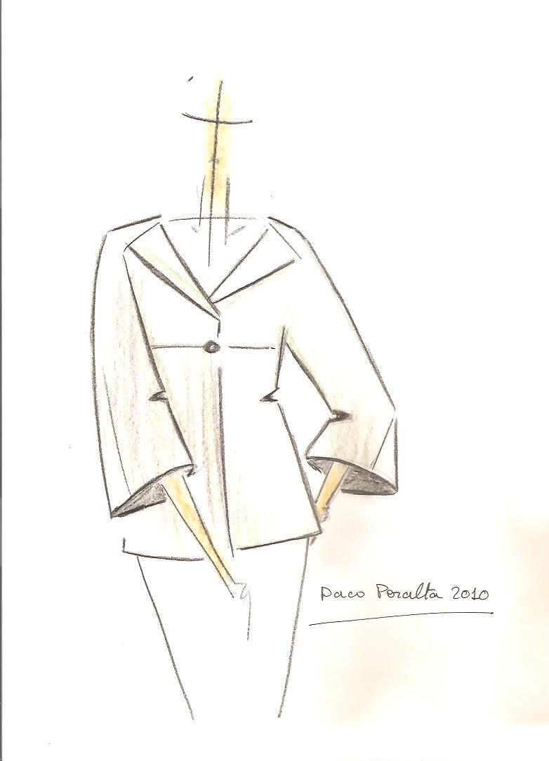 em>Celine inspired jacket, Unique Jacket by Paco Peralta</em ...